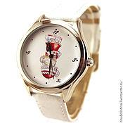 Украшения ручной работы. Ярмарка Мастеров - ручная работа Дизайнерские наручные часы 5 o clock. Handmade.