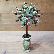 Цветы и флористика handmade. Livemaster - original item Trees: Jasper wood
