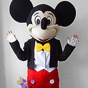 Дизайн и реклама handmade. Livemaster - original item Mickey Mouse. Life-size puppet. Handmade.