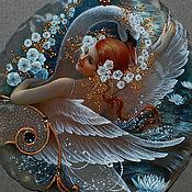 Украшения ручной работы. Ярмарка Мастеров - ручная работа Танец с Лебедем. Handmade.