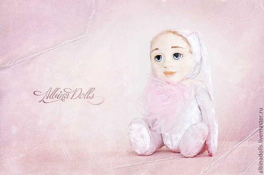 Коллекционные куклы ручной работы. Ярмарка Мастеров - ручная работа. Купить TeddyDoll Малышка. Handmade. Тедди-долл, авторская кукла