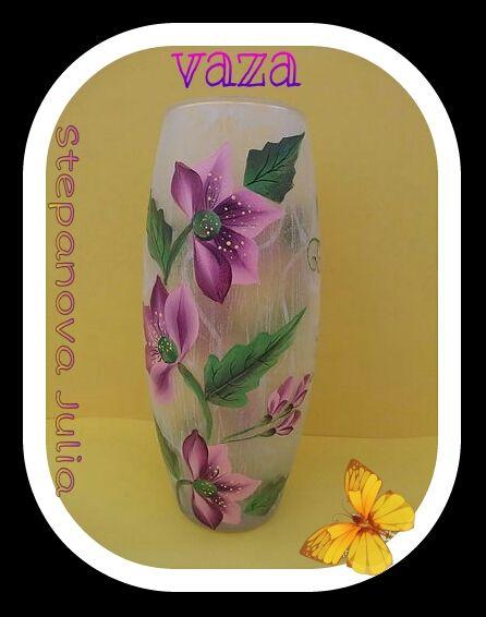 ваза, Вазы, Раменское,  Фото №1