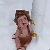 Куклы и игрушки ручной работы. Ярмарка Мастеров - ручная работа Филя. Handmade.