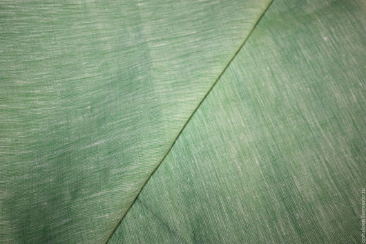 Текстиль, ковры ручной работы. Ярмарка Мастеров - ручная работа. Купить Простыня на резинке. Handmade. Ярко-зелёный, белорусский лен