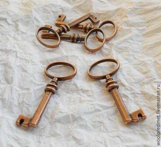 Куклы и игрушки ручной работы. Ярмарка Мастеров - ручная работа. Купить Ключ № 16. Handmade. Ключ подвеска
