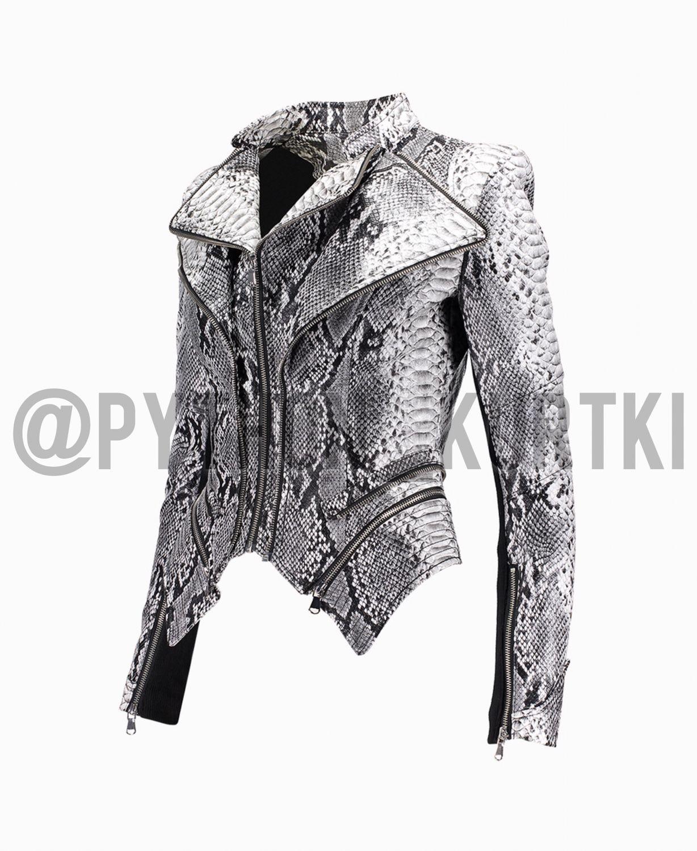 Куртка из кожи питона!, Куртки, Москва,  Фото №1