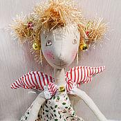 Куклы и игрушки ручной работы. Ярмарка Мастеров - ручная работа Кукла фея Звонька. Handmade.