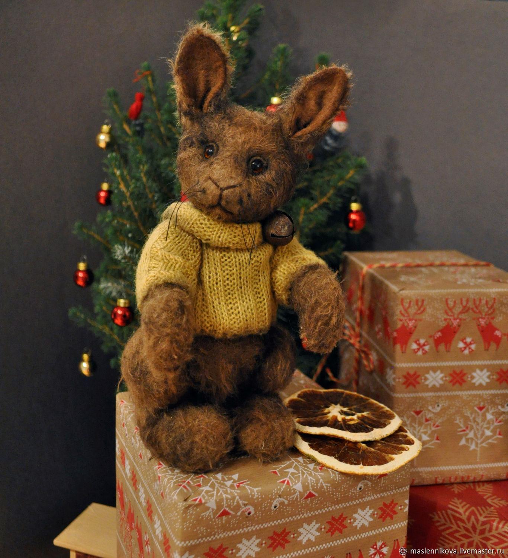Кролик Снорк (24см), Тедди Зверята, Москва,  Фото №1
