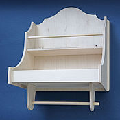 Для дома и интерьера handmade. Livemaster - original item shelf for spices. Handmade.