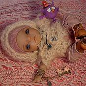 Куклы и игрушки ручной работы. Ярмарка Мастеров - ручная работа Маленький любитель бабочек. Handmade.