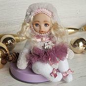 Тедди-куколка Василиса