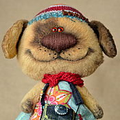 Куклы и игрушки ручной работы. Ярмарка Мастеров - ручная работа Собаня Франя. Handmade.