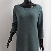 Одежда handmade. Livemaster - original item Dress of Merino with cashmere. Handmade.