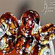Для украшений ручной работы. Ярмарка Мастеров - ручная работа. Купить ТигРРР-а. Handmade. Авторский лэмпворк
