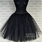 Одежда handmade. Livemaster - original item Tutu skirt tulle for adults. Handmade.