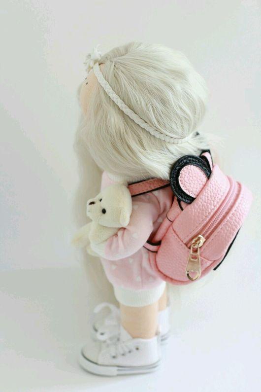 Куклы тыквоголовки ручной работы. Ярмарка Мастеров - ручная работа. Купить Кукла текстильная интерьерная. Handmade. Кукла, кукла портретная