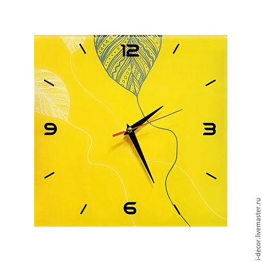 Часы настенные из коллекции Шары - подарок для дома. Бесшумные часы. Часы в подарок. Оригинальные часы. Подарок на Новый год. Подарок на свадьбу. Бесшумные часы.