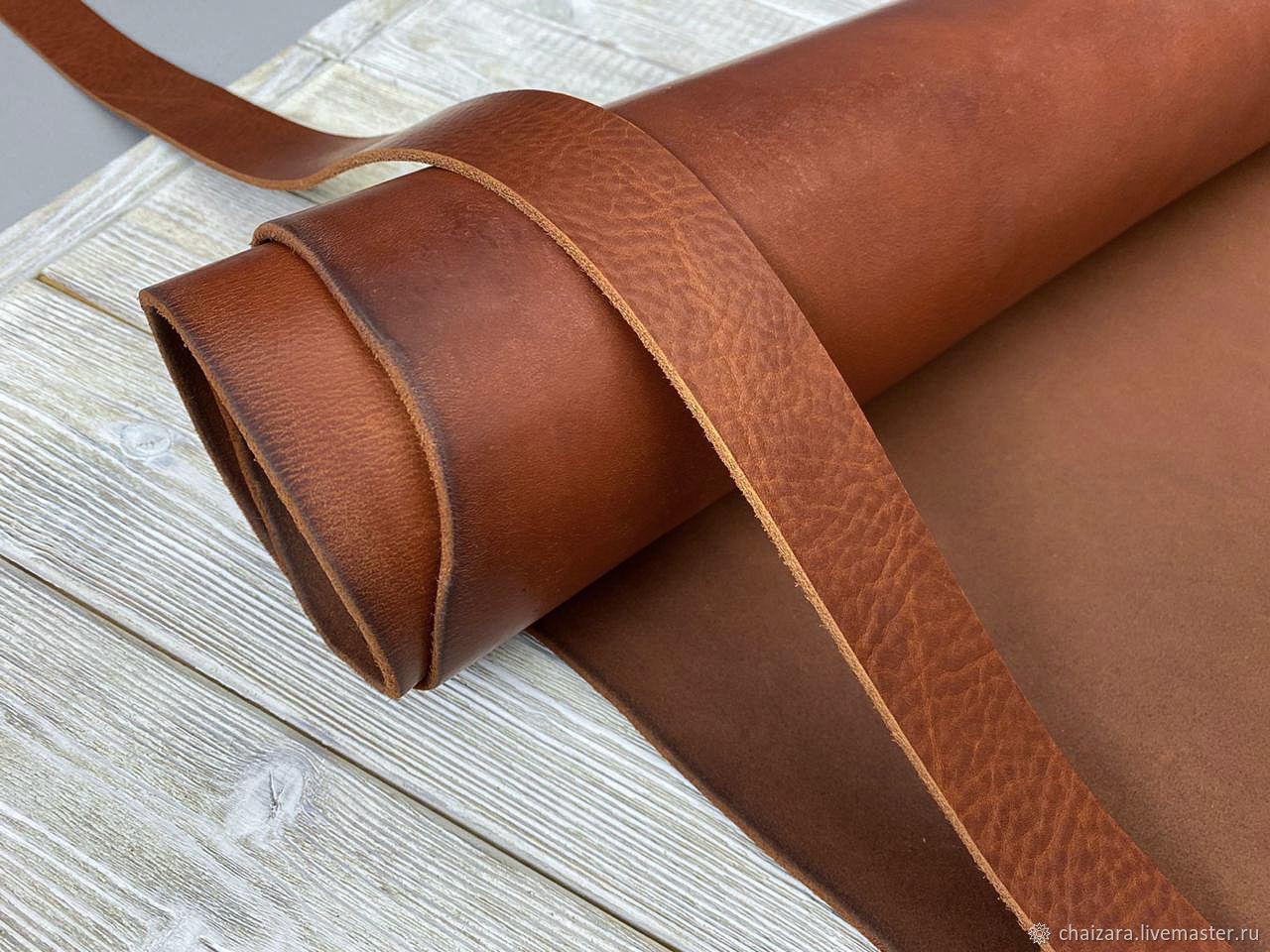 Ременная кожа 3.6-3.8 мм Missouri MS2, Кожа, Оренбург,  Фото №1
