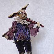 Куклы и игрушки ручной работы. Ярмарка Мастеров - ручная работа Солист. Handmade.
