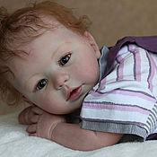 Куклы и игрушки ручной работы. Ярмарка Мастеров - ручная работа Реборн Алешенька. Handmade.