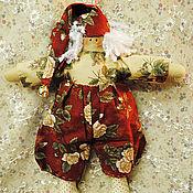 Куклы и игрушки ручной работы. Ярмарка Мастеров - ручная работа Радостный ТИЛЬДА гном. Handmade.