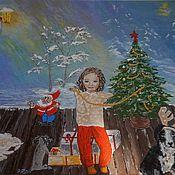 Картины и панно handmade. Livemaster - original item Picture
