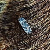 Украшения handmade. Livemaster - original item Oberezhnoye Slavyanskoye Ring. Handmade.