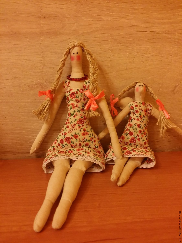 Тильды, Куклы Тильда, Москва,  Фото №1