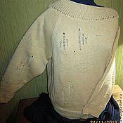 """Одежда ручной работы. Ярмарка Мастеров - ручная работа Джемпер """"Кризис"""". Handmade."""