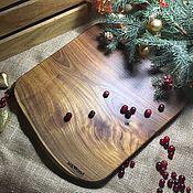 Для дома и интерьера handmade. Livemaster - original item Serving Board. Handmade.