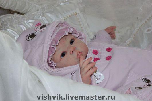Куклы-младенцы и reborn ручной работы. Ярмарка Мастеров - ручная работа. Купить Кукла реборн Пэрис 4. Handmade.