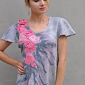 Одежда ручной работы. Ярмарка Мастеров - ручная работа Платье № 7705. Handmade.