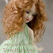 Куклы и игрушки ручной работы. Ярмарка Мастеров - ручная работа Авторская кукла Фея. Handmade.