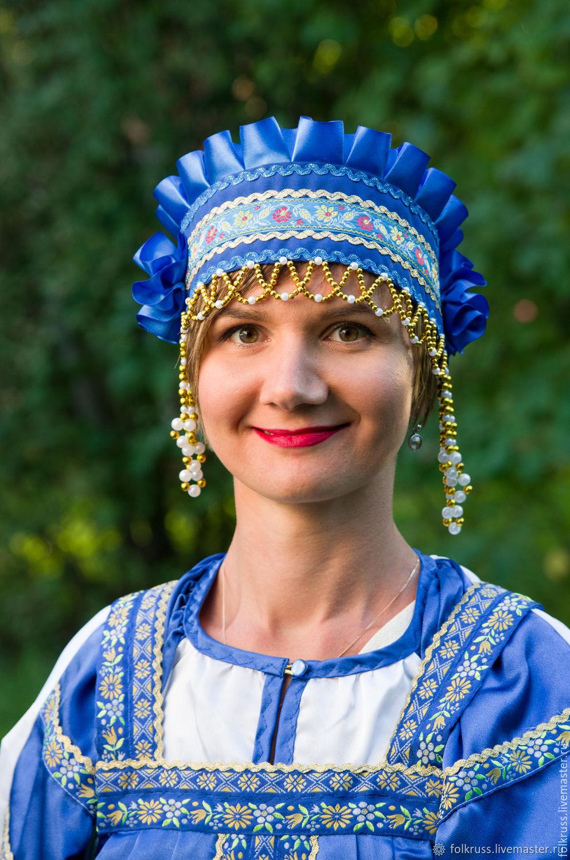 должно русские народные женские головные уборы с фото английскому