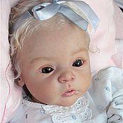 Куклы и игрушки handmade. Livemaster - original item Doll reborn Libya.. Handmade.