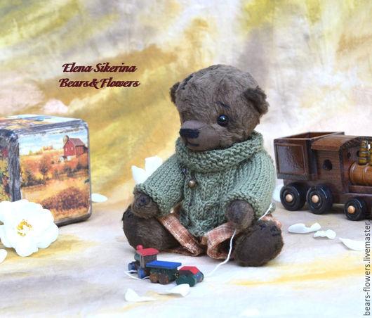 Мишки Тедди ручной работы. Ярмарка Мастеров - ручная работа. Купить Отсо. Handmade. Мишка, мишки тедди, тедди мишка