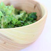 Посуда ручной работы. Ярмарка Мастеров - ручная работа чаша из вяза. Handmade.