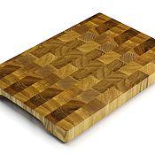 Для дома и интерьера handmade. Livemaster - original item End cutting Board №151. Handmade.