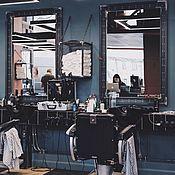 Для дома и интерьера handmade. Livemaster - original item Irom man mirror. Handmade.