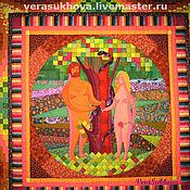 Свадебный салон handmade. Livemaster - original item A wedding gift quilt