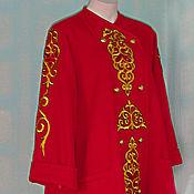 Одежда ручной работы. Ярмарка Мастеров - ручная работа Пальто подиум кашемир. Handmade.