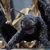Куклы и игрушки ручной работы. Ярмарка Мастеров - ручная работа игрушка в смешанной  технике Aнурогнат  птерозавр динозавр. Handmade.