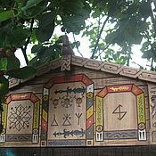 Фен-шуй и эзотерика ручной работы. Ярмарка Мастеров - ручная работа Домик в деревне. Handmade.