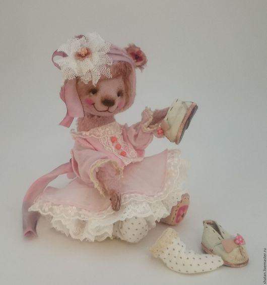 Мишки Тедди ручной работы. Ярмарка Мастеров - ручная работа. Купить мишка тедди Принцесса. Handmade. Мишка ручной работы