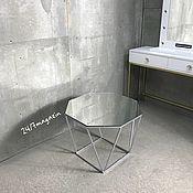 Для дома и интерьера handmade. Livemaster - original item SUOMI coffee table. Handmade.