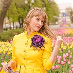 Ирина Пирогова. Шёлковые цветы - Ярмарка Мастеров - ручная работа, handmade
