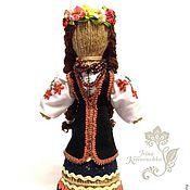 Куклы и игрушки ручной работы. Ярмарка Мастеров - ручная работа Авторская кукла-мотанка Забава. Handmade.