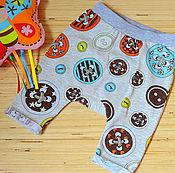 Работы для детей, ручной работы. Ярмарка Мастеров - ручная работа Ползунки/штанишки. Handmade.