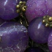 Украшения handmade. Livemaster - original item Bracelet of agate