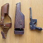 """Украшения handmade. Livemaster - original item Pendant """"Comrade Mauser"""". Handmade."""
